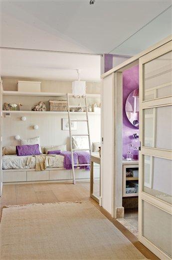Stebbing house desing habitaci n para dos o m s - Habitaciones infantiles con dos camas ...