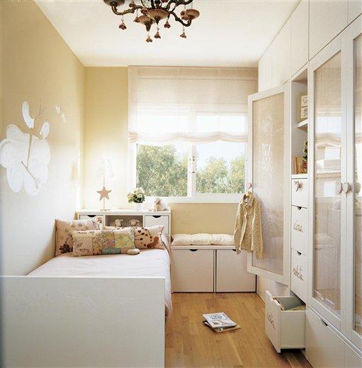 Claves para organizar el cuarto de los ni os - Lo ultimo en decoracion de dormitorios ...
