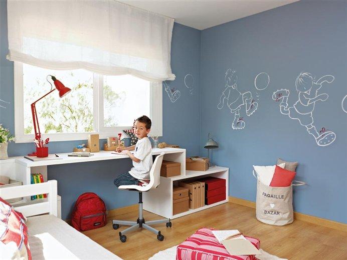 Una habitación para jugar y crecer