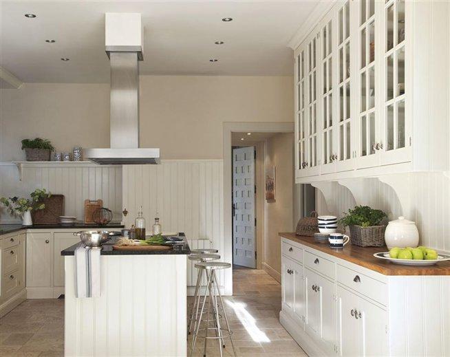 Dise ar bien la cocina base de la casa saludable for Como disenar una isla para cocina