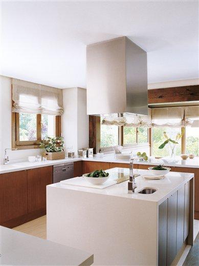 Dise ar bien la cocina base de la casa saludable - Como disenar mi cocina ...