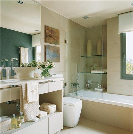 Inodoro Baño Pequeno:Tienes un baño pequeño? ¡Aprovéchalo al máximo!