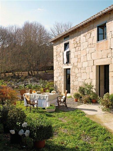 Una Casa R 250 Stica Mezcla De Tradici 243 N Y Modernidad