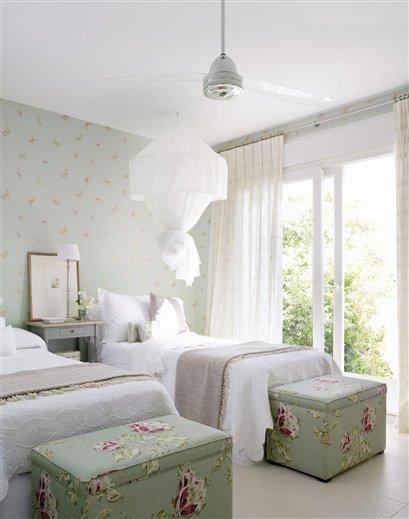 Casas cocinas mueble color pinturas pared - Zara home cortinas ninos ...