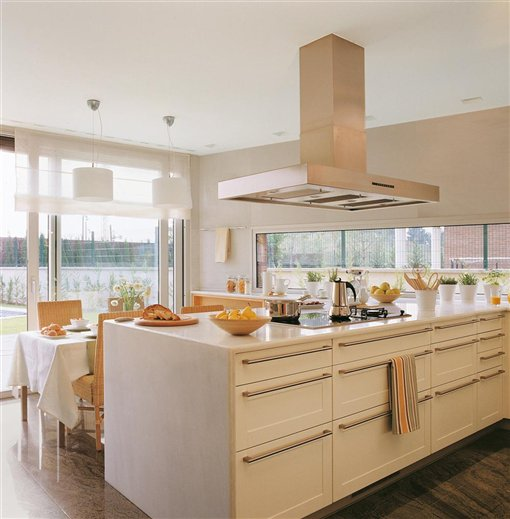 Modelos de cocinas con topes blaco dallas imagui for Modelos de cocinas blancas