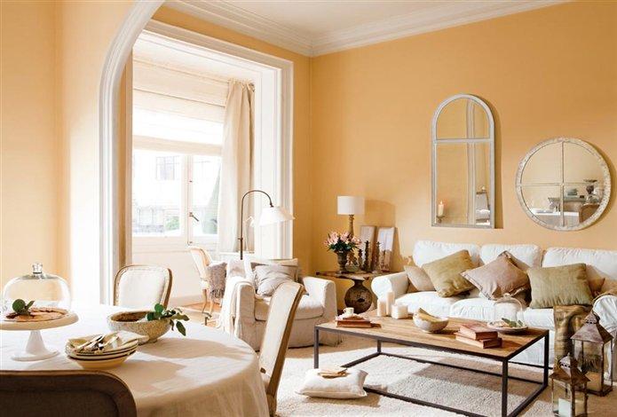 El mueble cumple la gran ilusi n de in s - El mueble salones pequenos ...