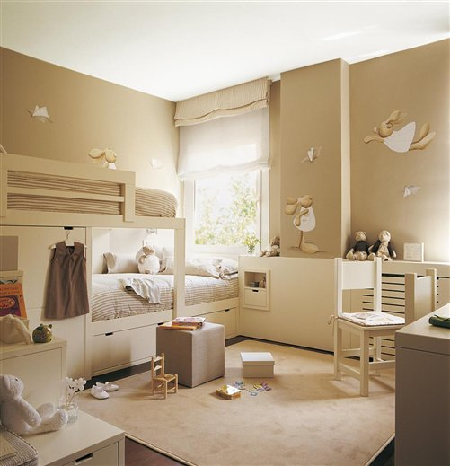Stebbing house desing habitaci n para dos o m s - Habitaciones ninos el mueble ...