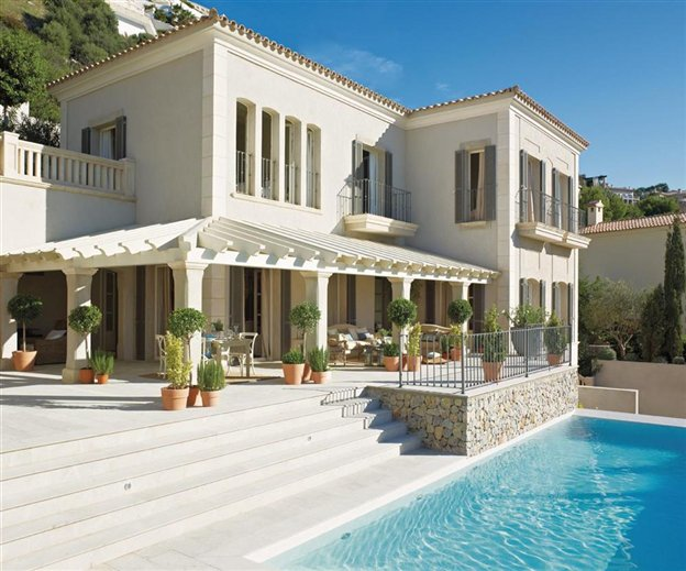 Why Not Dream Of Sunnier Skies With This Summer Home On Mallorca With  Breathtaking Views Of The Mediterranean Sea?