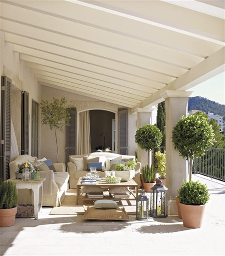 Summer House In Mallorca Interior Design Ideas Home