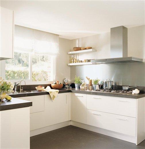Cocinas blancas con granito quotes for Granito blanco para cocina
