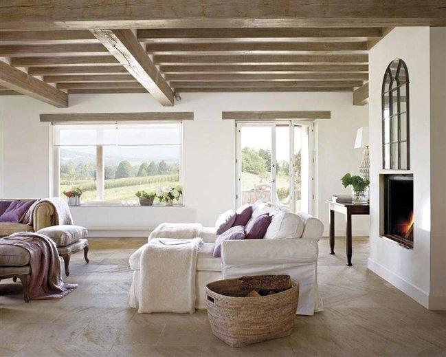 Shabby and charme una bellissima casa nella regione della for Belle case arredate