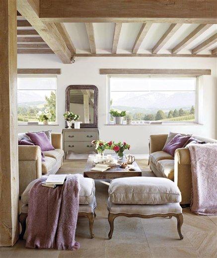 shabby and charme: una bellissima casa nella regione della ... - Casa Chic Rivista