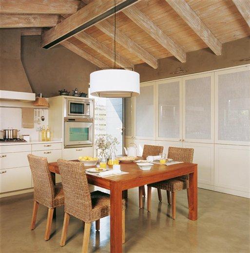 Elige el mejor suelo para tu cocina - Cocina microcemento ...