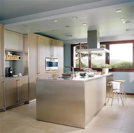 Elige el mejor suelo para tu cocina - Suelos para cocinas modernas ...