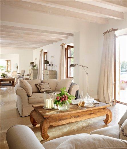 un casa de campo hecha hoy como las de ayer. Black Bedroom Furniture Sets. Home Design Ideas