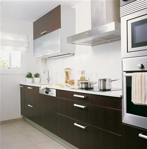 La cocina ideal para la cocinera expr s - Cocinas en linea ...