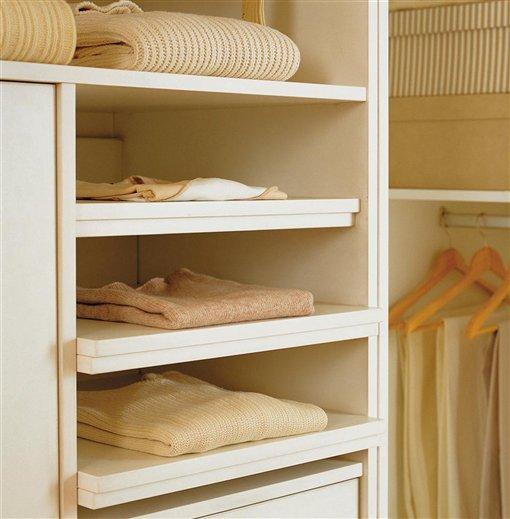 Armarios por dentro cuarto paso de la ropa clasificar la - Vestir armarios por dentro ...