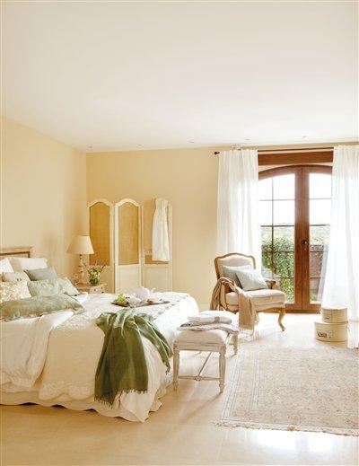 Una casa especial con mucho para aprender for Ver dormitorios matrimonio