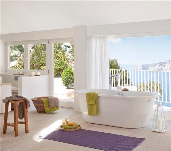 Baños De Ensueño | Banos De Ensueno Con Baneras Exentas