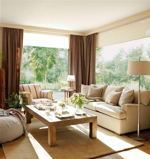 Una casa para vivir en familia - Oficios de ayer muebles ...