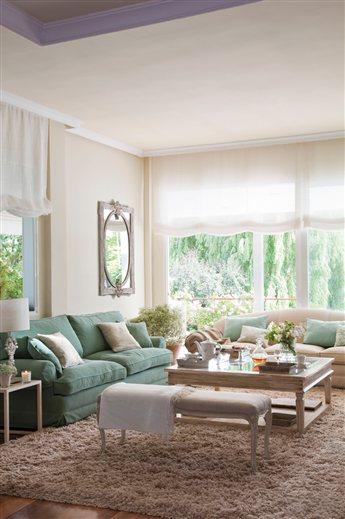 Mueble Baño Azul Turquesa:Stebbing House Desing: Color en el salón