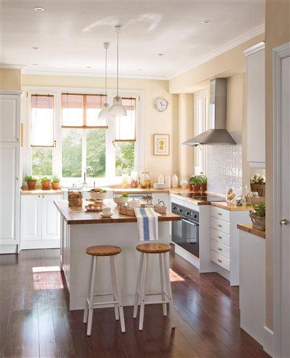 Renueva tu cocina seg n tu presupuesto for Cocinas coloniales modernas