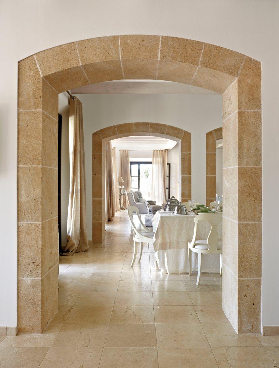 Un precioso mirador a la bah a for Arch home designs