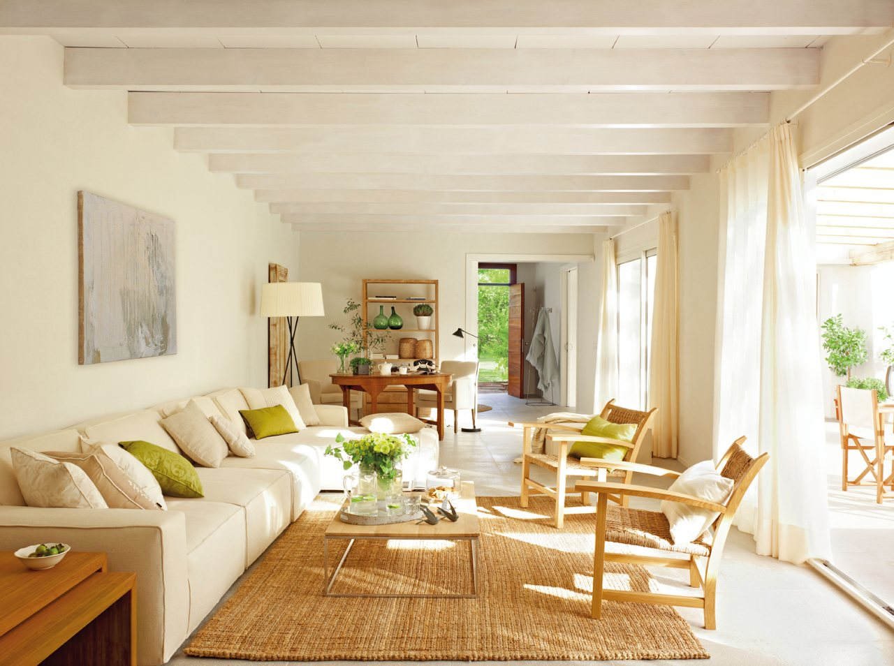 Una Casa Del Siglo Xix En Menorca Restaurada Con Mimo # Muebles Cautivo