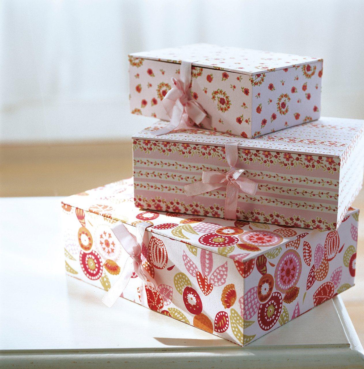 Como forrar caja con papel de cocina - Cajas para cocina ...