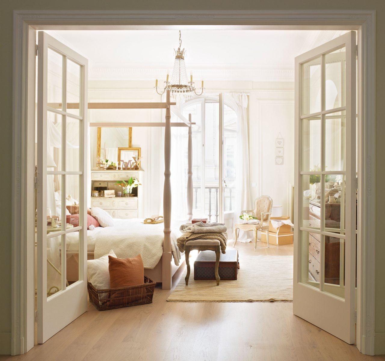 Un dormitorio para so ar despierta for El mueble dormitorios 2016