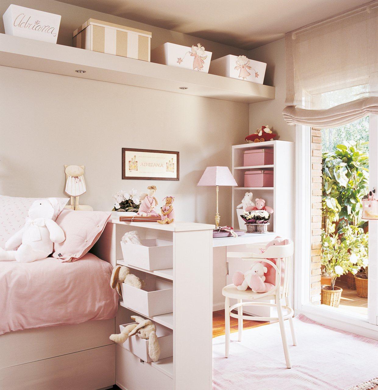 Dormitorios infantiles peque os s cales partido - El mueble decoracion dormitorios ...