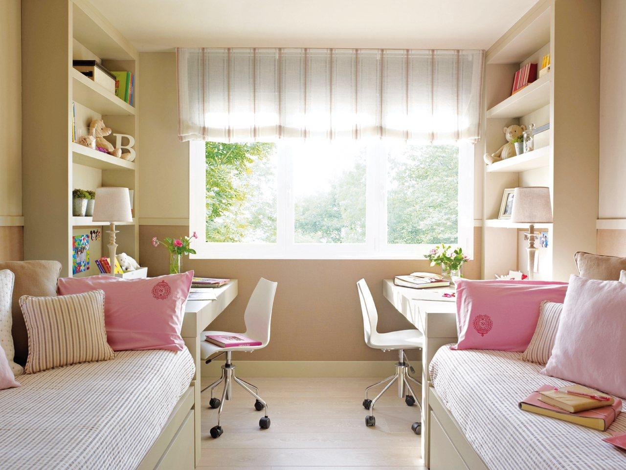 dormitorio nias en paralelo en paralelo
