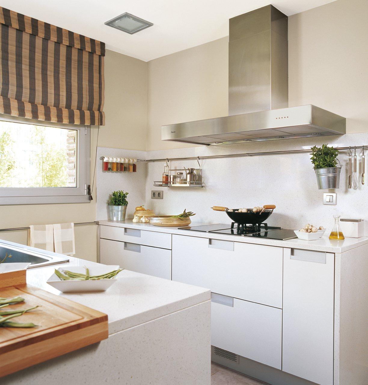 Dise o p blico cocinas chic for Cocinas amplias con isla