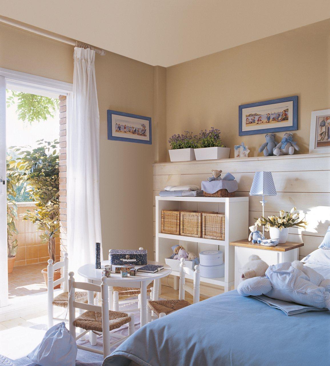 Habitaciones ni os imagui for Muebles de dormitorio infantil