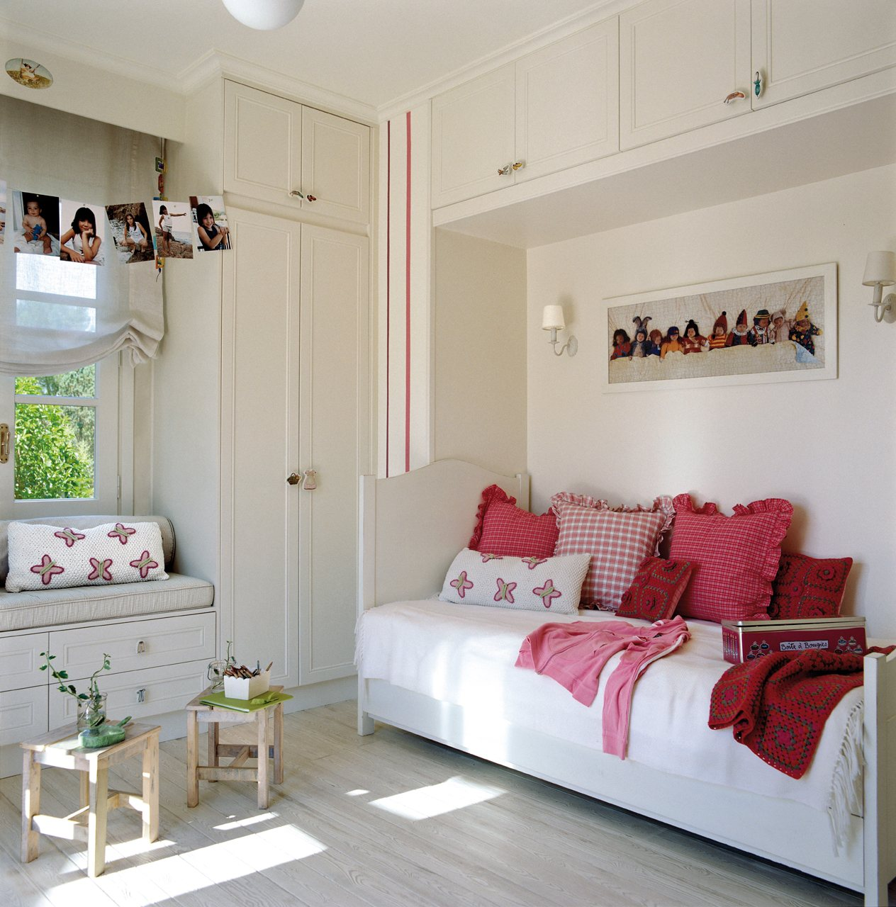 Habitaciones infantiles sanas y ecol gicas for Muebles de dormitorio infantil