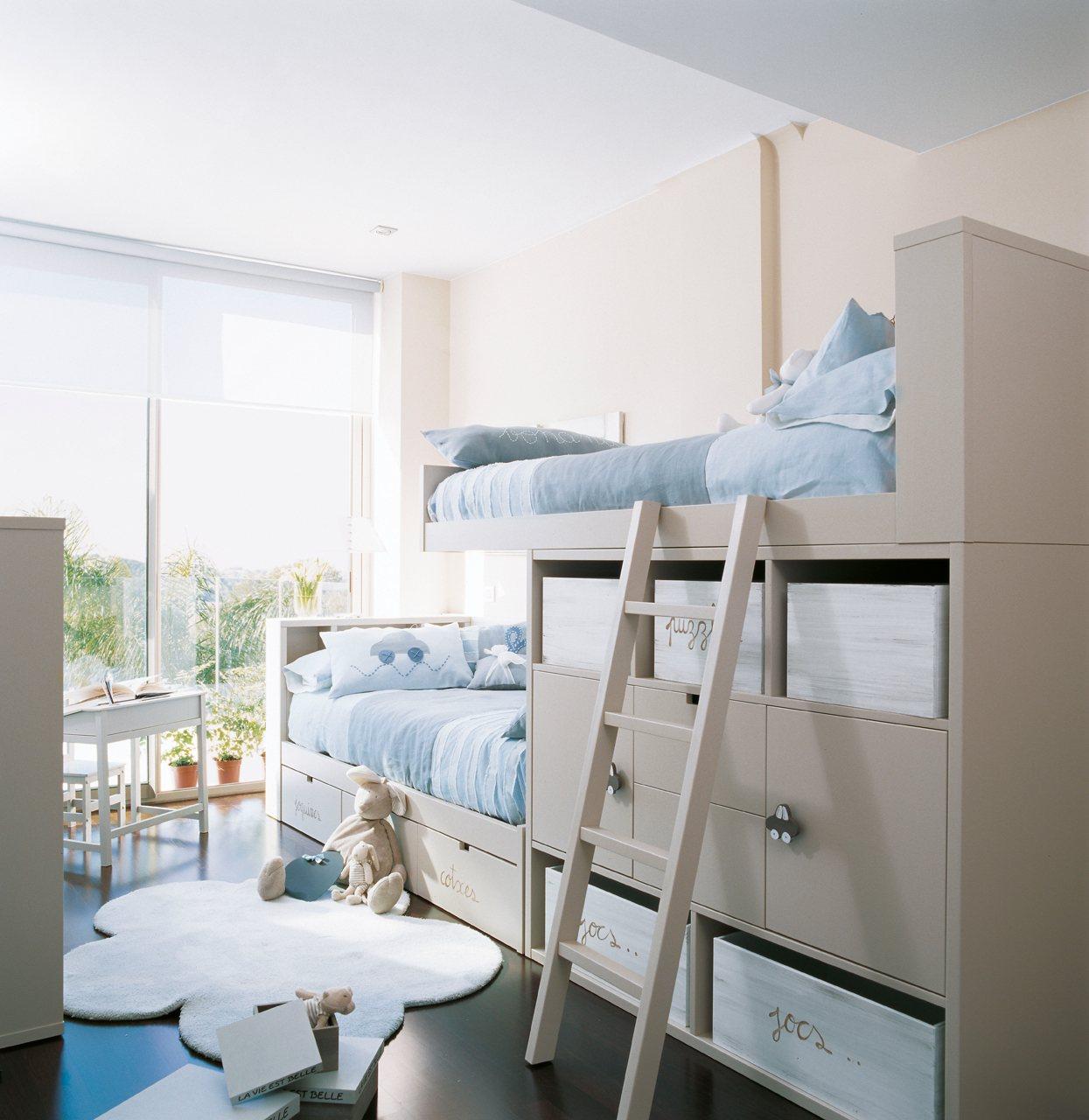 Habitaciones Infantiles Sanas Y Ecol Gicas ~ Dormitorios Infantiles A Medida