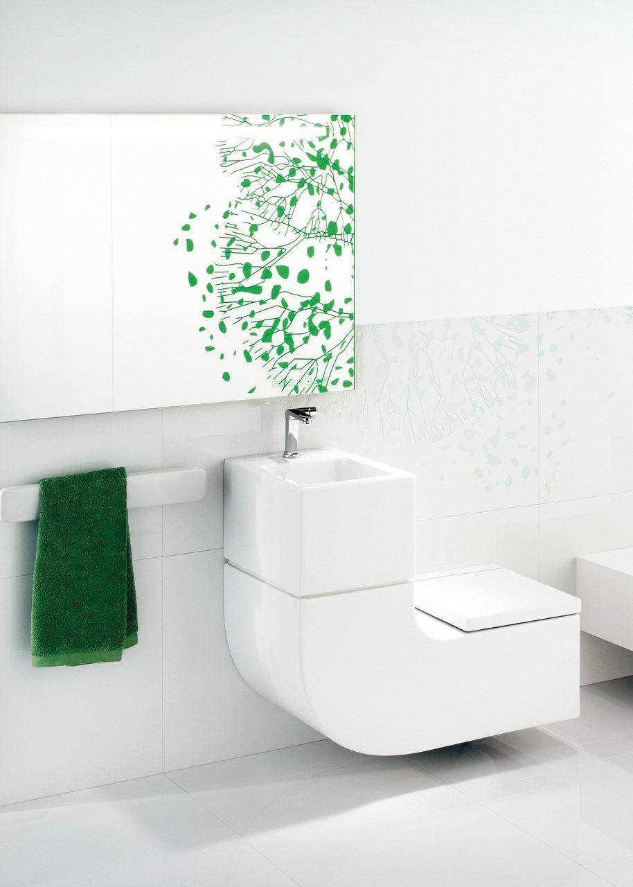 Ahorrar agua en el ba o - Inodoro y lavabo en uno ...