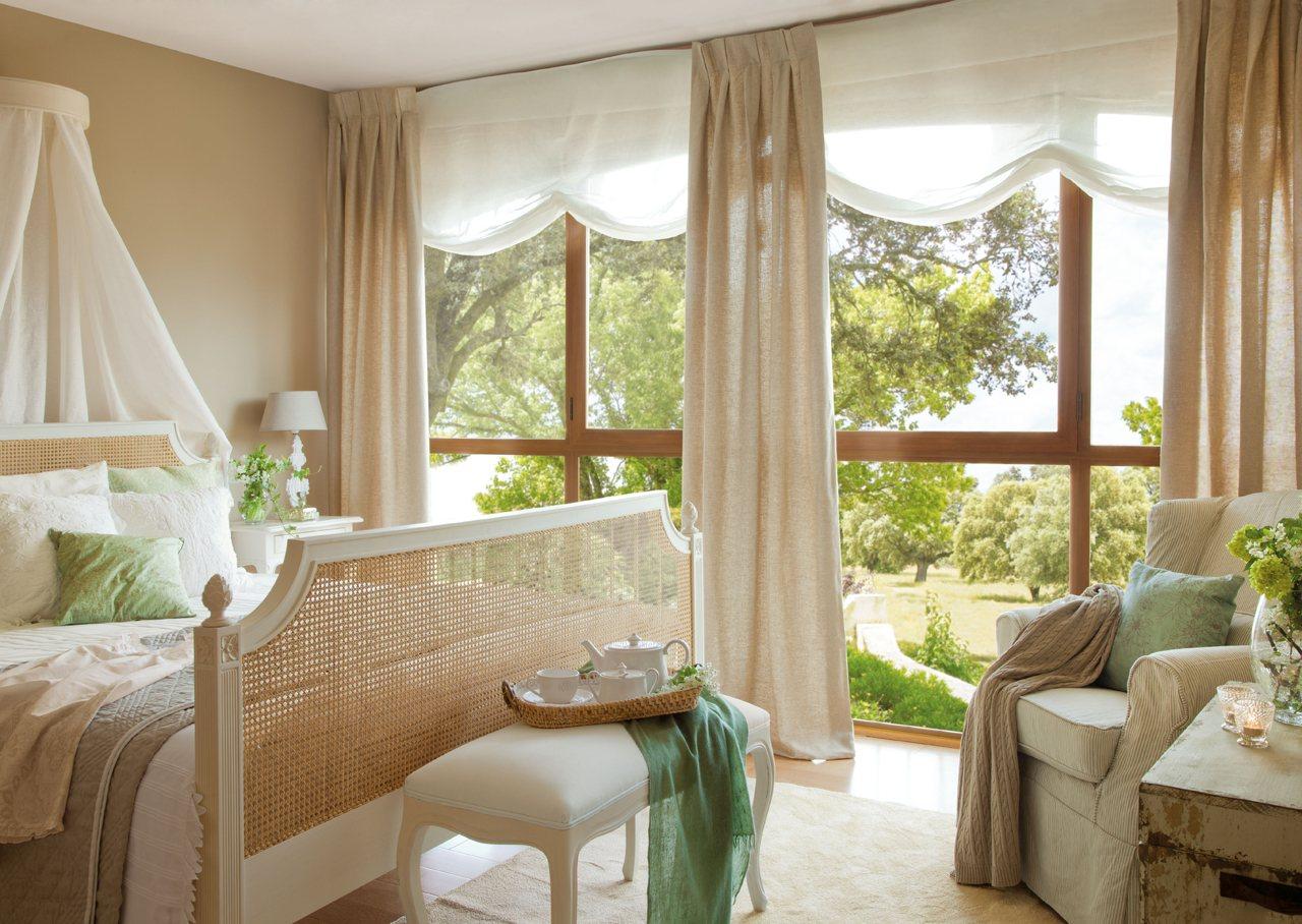 12 dormitorios renovados por el mueble for 6 cuartos decorados con estilo