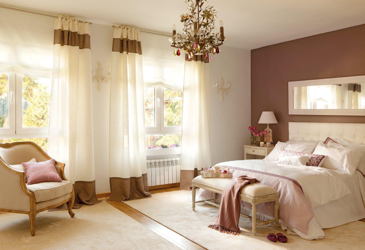 12 dormitorios renovados por el mueble Decoracion para dormitorio matrimonial