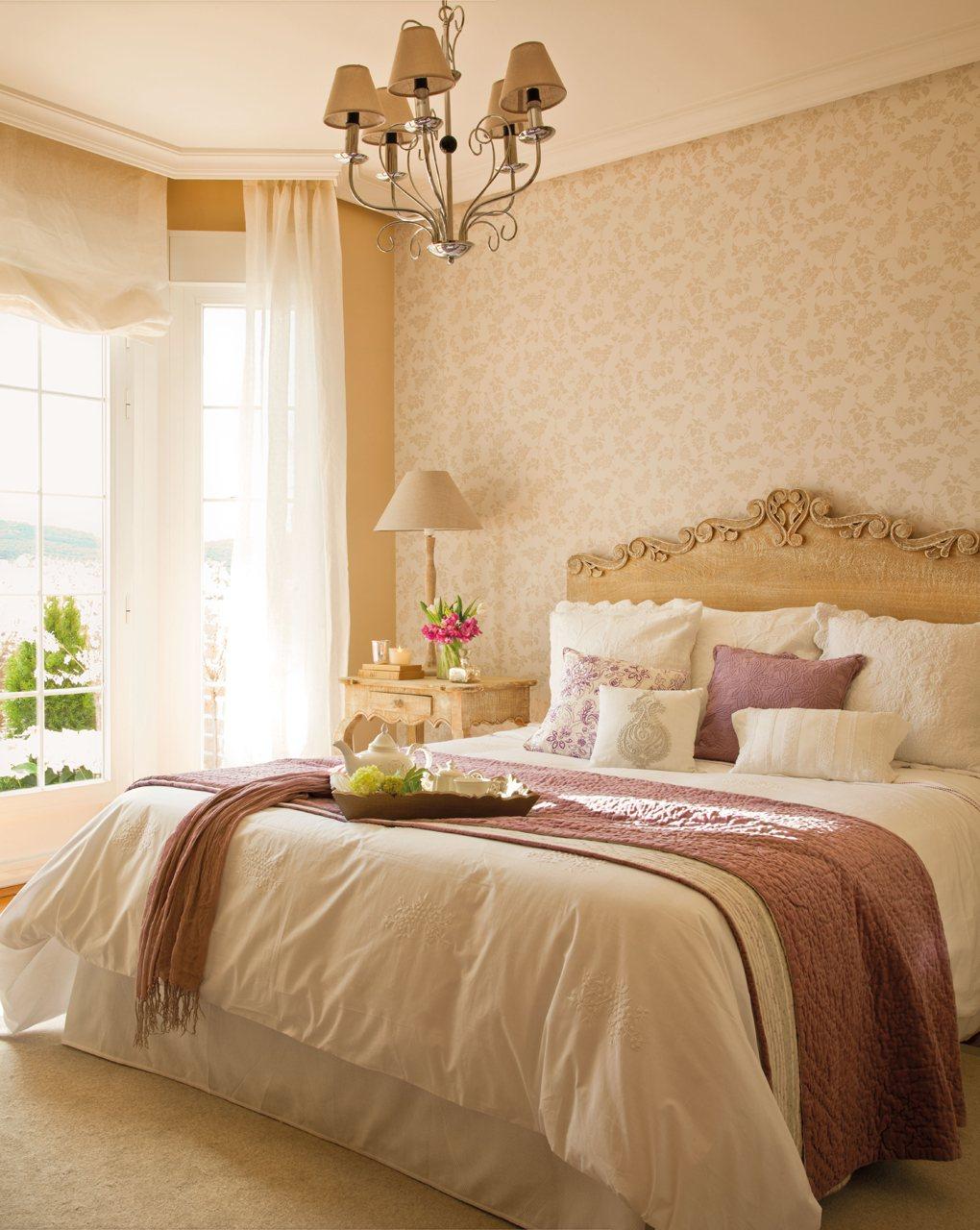 Decoracion De Habitaciones De Matrimonio Romanticas ~ 12 dormitorios renovados por El Mueble