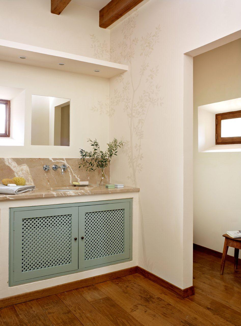5 retoques que cuestan poco y transformar n tu casa - Pintura banos y cocinas ...