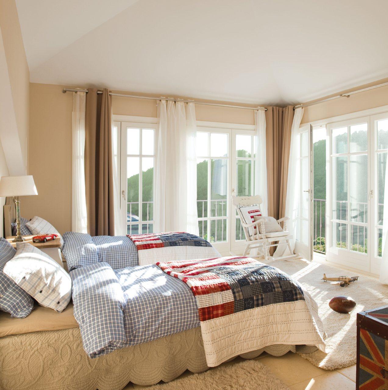 5 retoques que cuestan poco y transformar n tu casa - Ropa de cama lexington ...