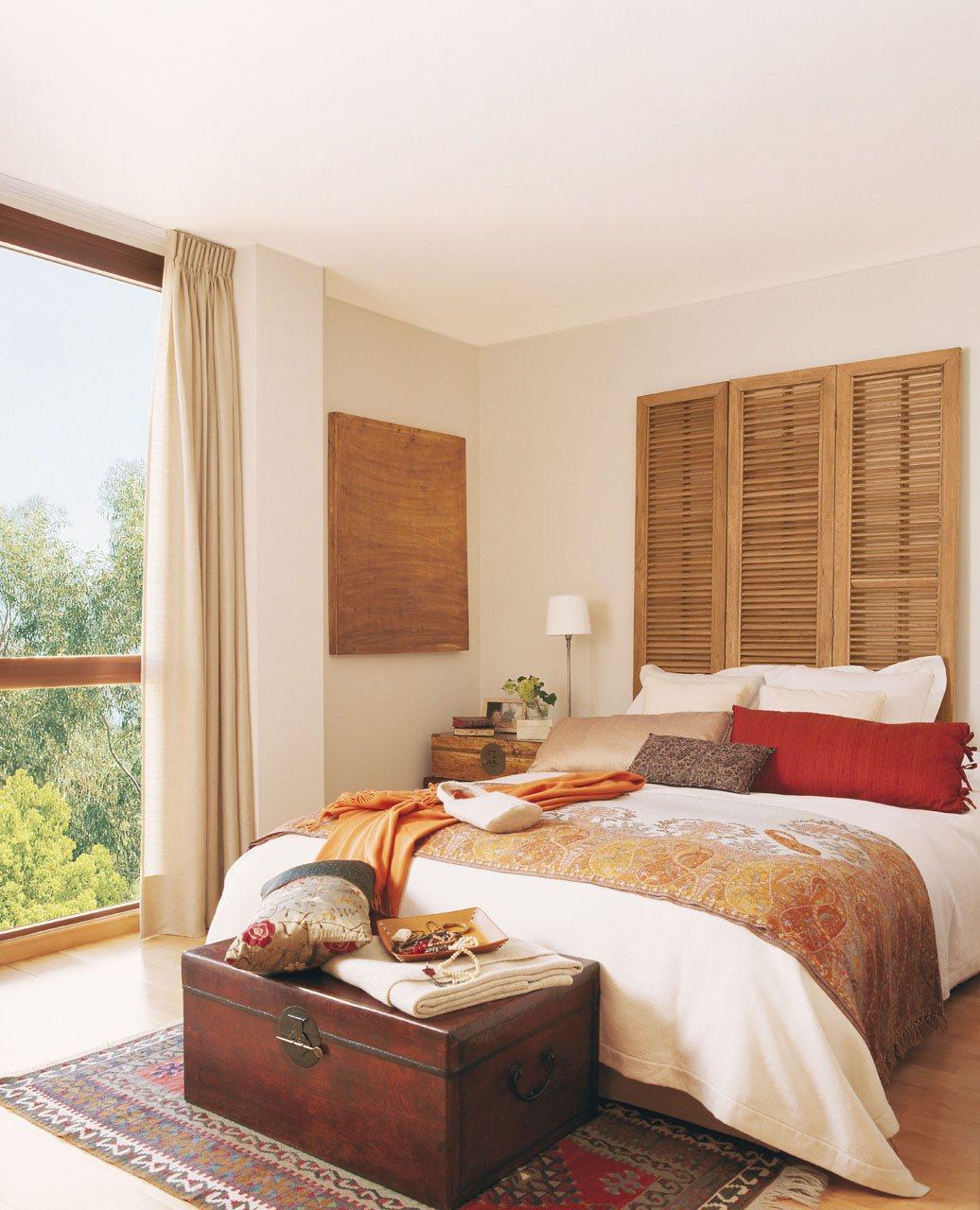 Trucos para recuperar muebles y piezas de decoraci n viejas - Baul para dormitorio ...