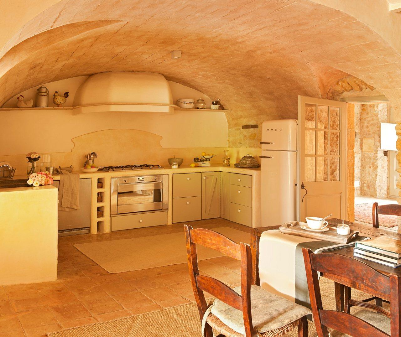 Cocina Rustica Muebles De Cocina Ver Cocinas Rusticas De Obra