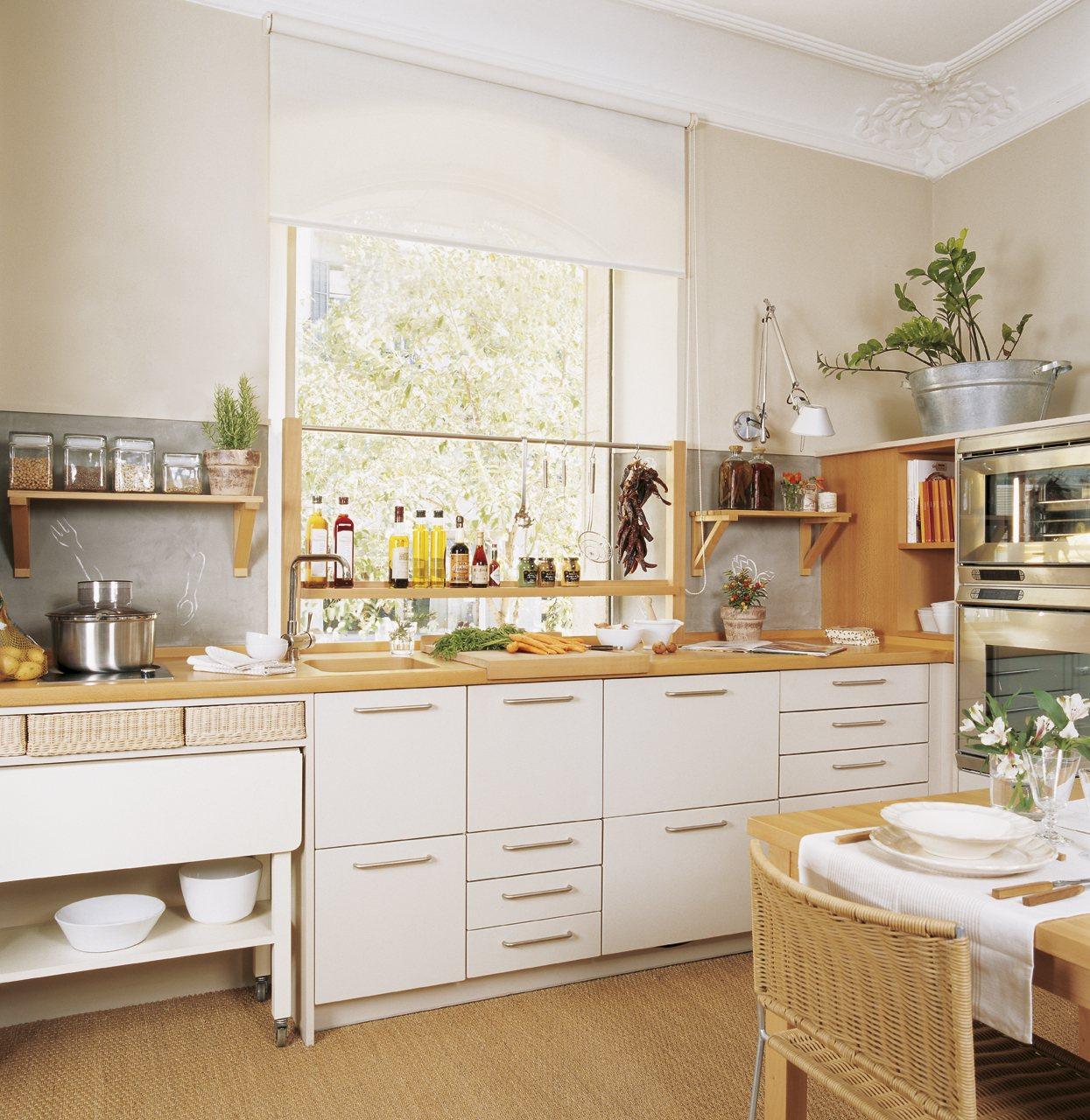 C mo tener una cocina m s ordenada for Como reformar una cocina