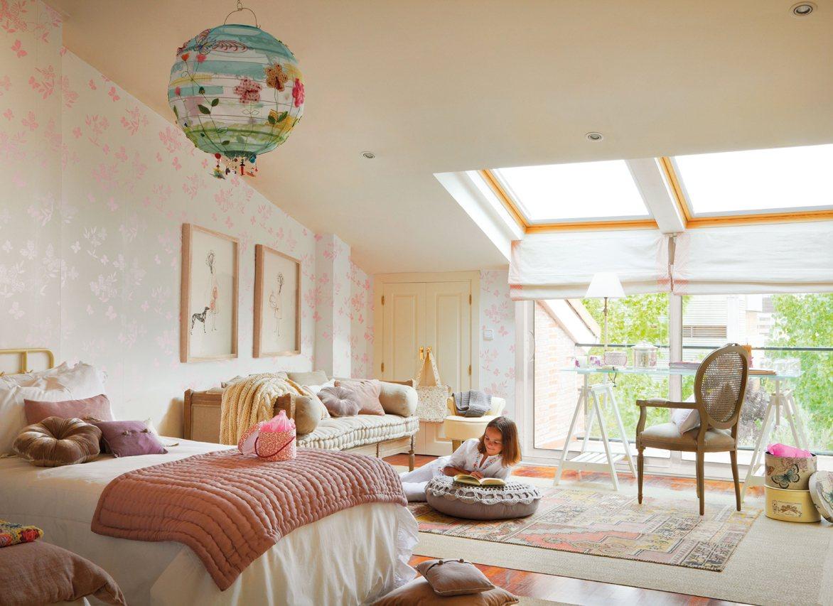 10 cuartos de ni os renovados por el mueble - Dormitorios juveniles el mueble ...
