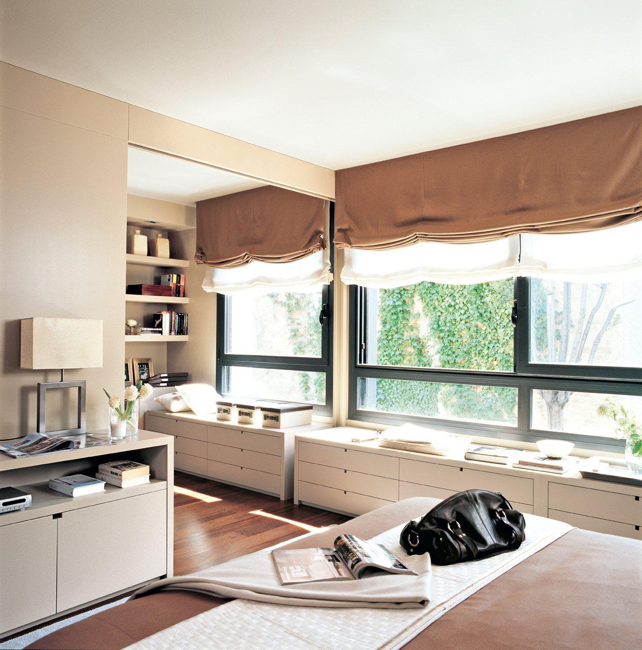 M s espacio para guardar en el dormitorio for Zapatero para habitacion