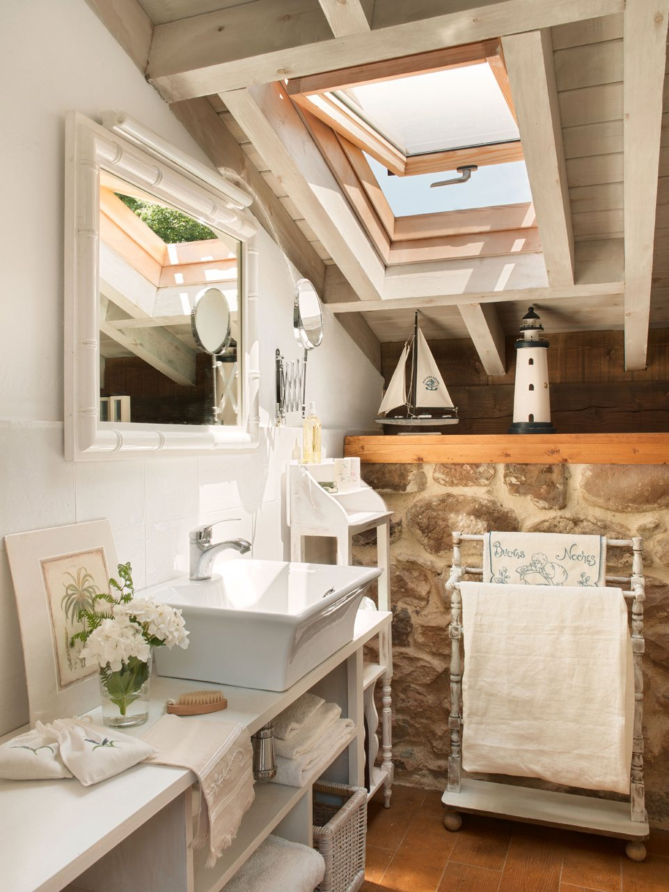 Muebles Para Baño Recubre:Antes una cuadra, hoy una vivienda familiar en Cantabria