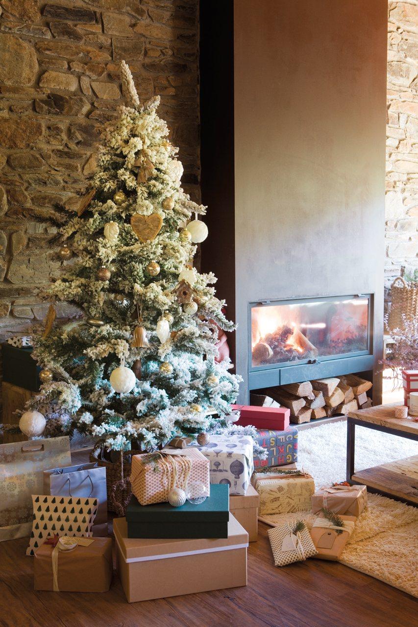 Decodeliziosa 05 dic 2013 - Arbol de navidad con regalos ...