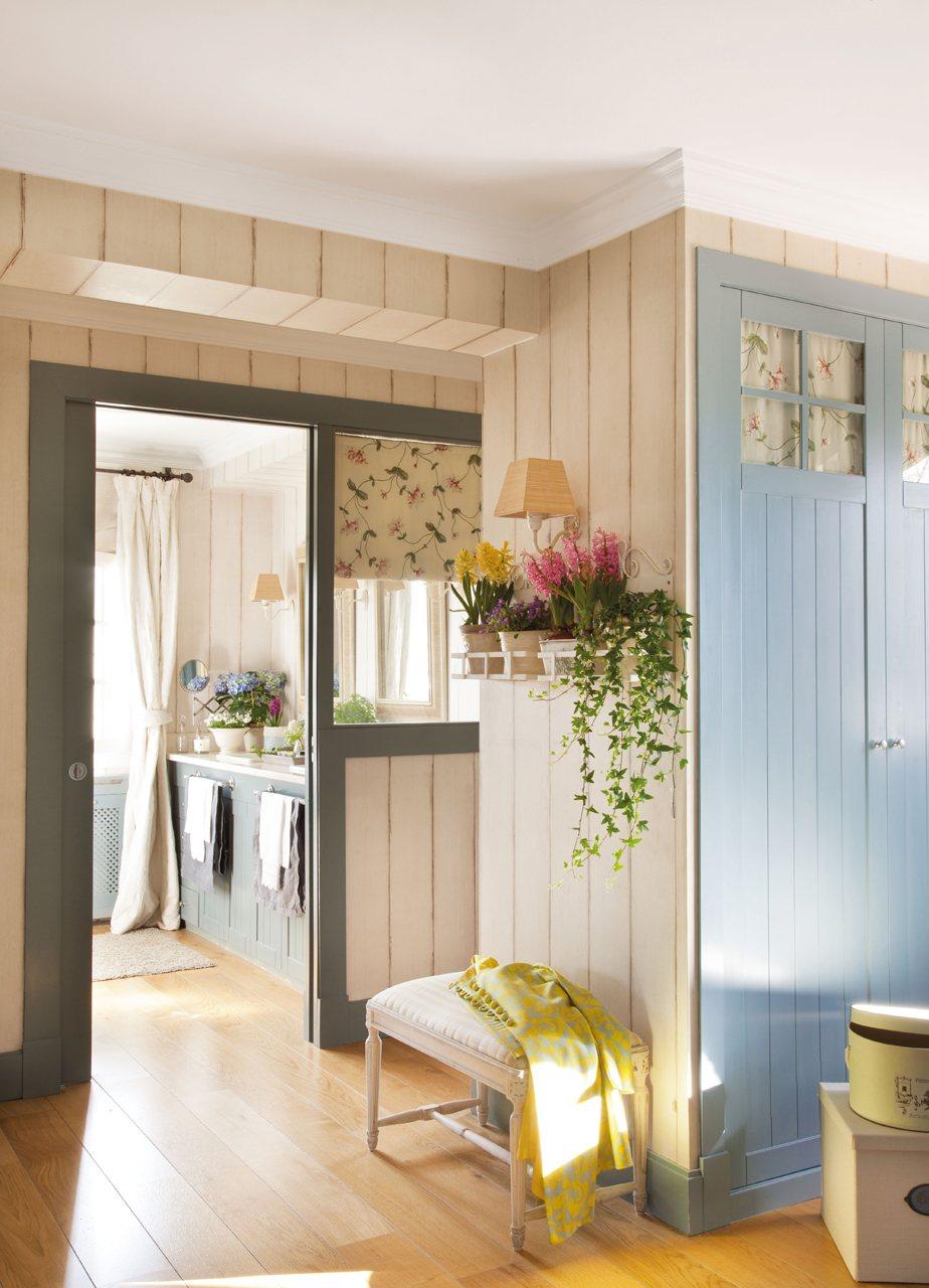Baño Vestidor Dormitorio:Diseño Dormitorio Con Vestidor y Baño un Dormitorio Con Baño y